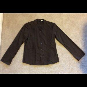Woman's J Crew blouse.